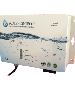 Waterontharder zonder zout scalecontrol-sc-4000